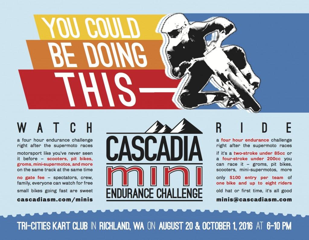 Cascadia Mini Endurance Challenge